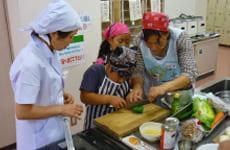 食と健康の料理教室